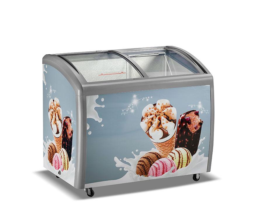 Changer Showcase Freezer SC/SD(W)-298A