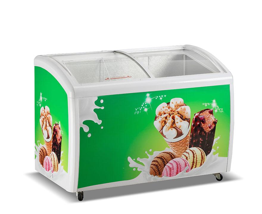 Changer Showcase Freezer SC/SD(W)-378A
