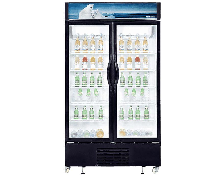 Changer Beverage Cooler SC-1000