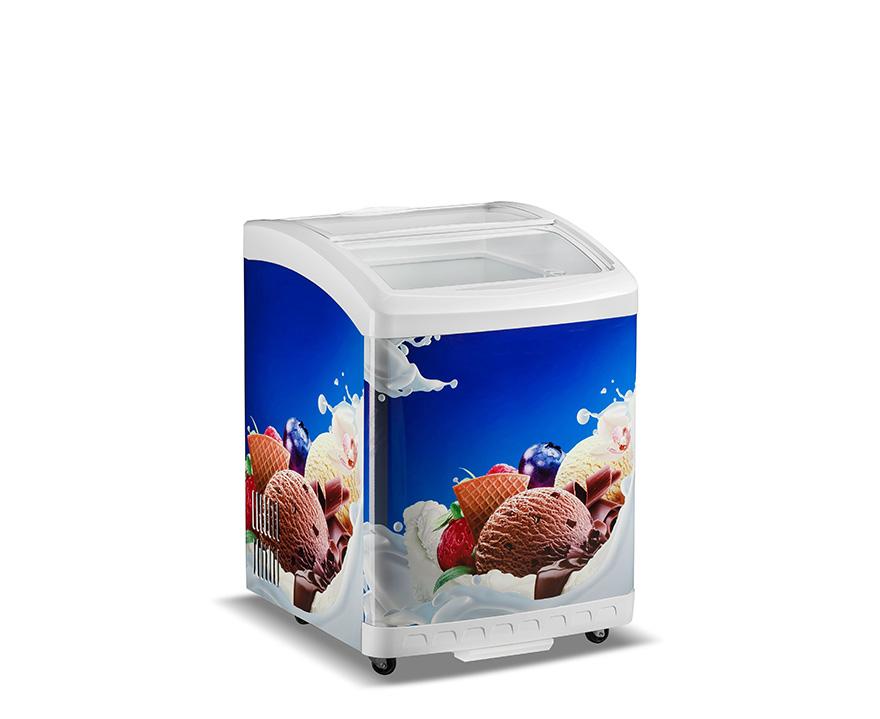 Changer Showcase Freezer SC/SD(W)-156