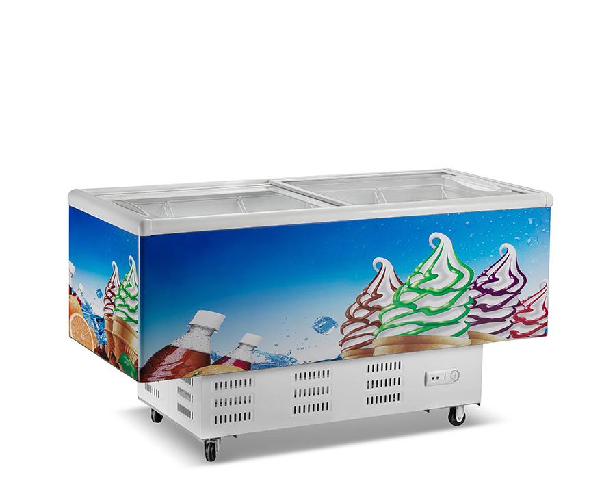 Changer Showcase Freezer IL-565