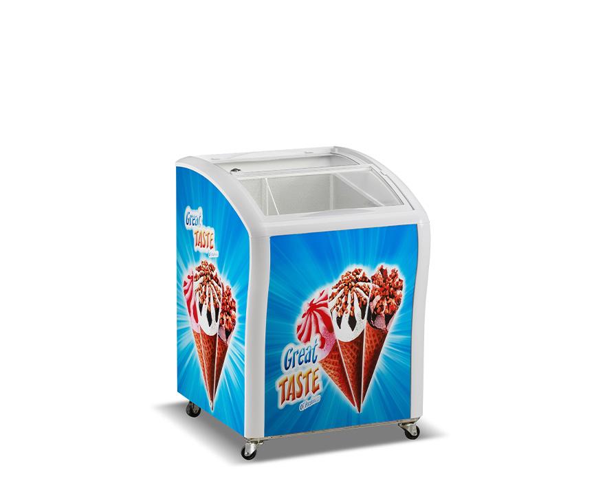 Changer Showcase Freezer SC/SD(W)-138
