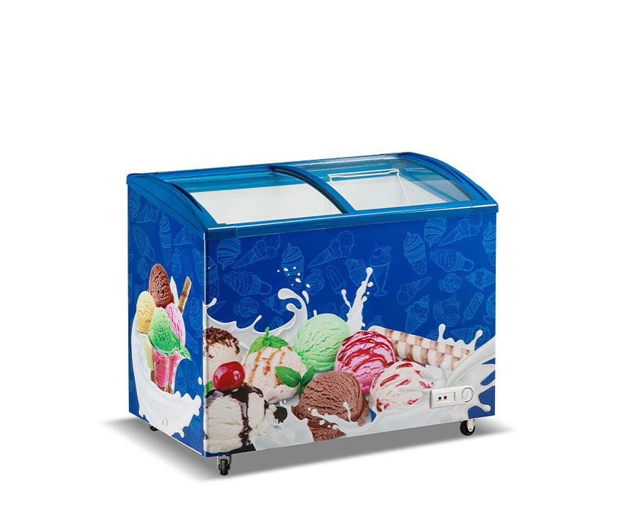 Changer Showcase Freezer SC/SD(W)-226