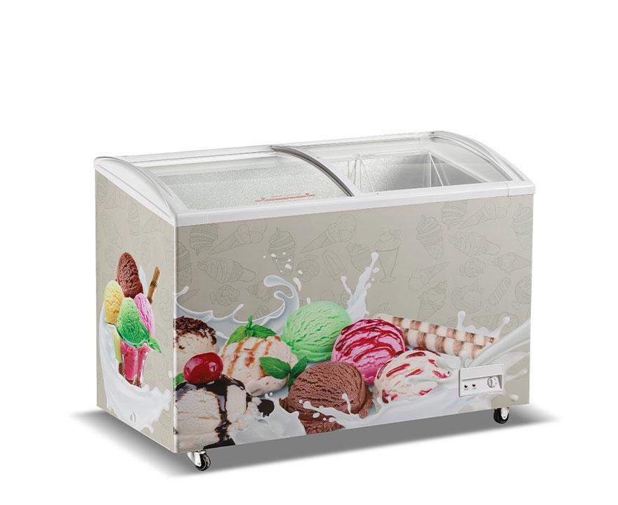 Changer Showcase Freezer SC/SD(W)-286